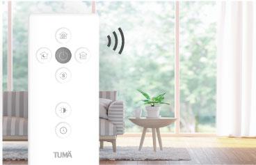 TUMÄ-Energy Saving ECO DC Ventilation Fan, Ventilator, Exhaust Fan